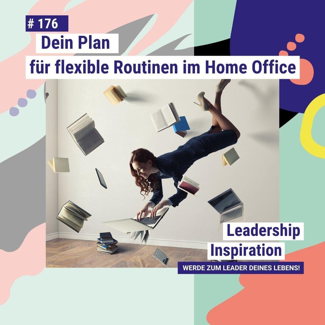 Leadership Inspiration Podcast Janina Felix #176